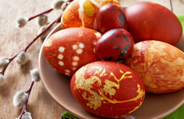 How and when to paint eggs correctly for Easter