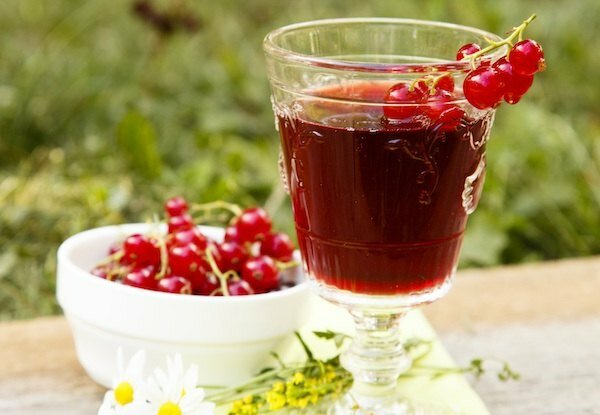 Red currant (recipes)