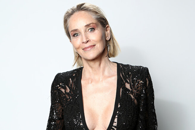 """Sharon Stone spoke about the clinical death after a stroke: """"I came out of the body and communicated with the dead"""""""