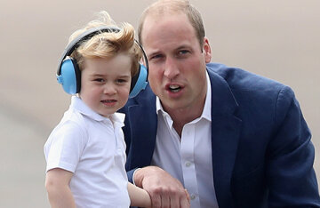 """""""He was confused and annoyed"""": Prince William spoke about his son Prince George's garbage collection experience"""