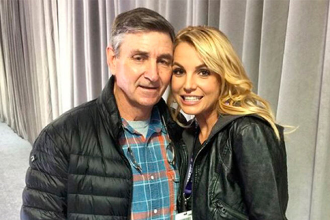 Britney Spears ' father filed a petition to terminate custody of her