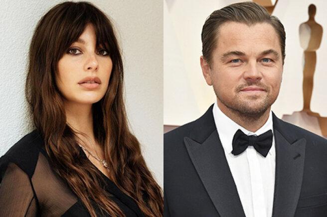 Camila Morrone publicly supported her lover Leonardo DiCaprio