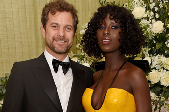 The network mocked Jodie Turner-Smith for the fact that she herself proposed to Joshua Jackson. He replied to the haters