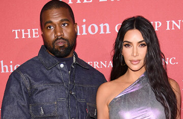 """Kim Kardashian spoke about the reasons for the divorce from Kanye West: """"Divergence of views"""""""