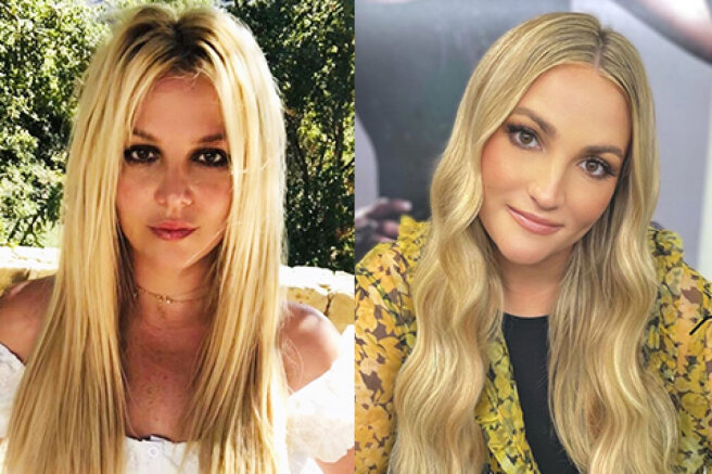 Britney Spears has accused Jamie Lynn's younger sister of a lack of support in her battle against custody