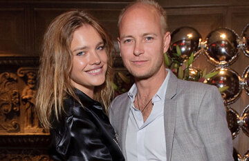 """Natalia Vodianova's mother compared the supermodel's ex-husband to the current one: """"Antoine is more strict"""""""
