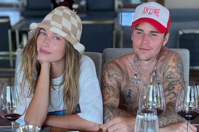 Vacation away from the metropolis and wine tasting: Justin and Hailey Bieber travel to the USA