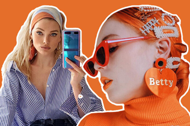 From giant hairpins to retro headscarves: 5 accessories to create trendy summer looks