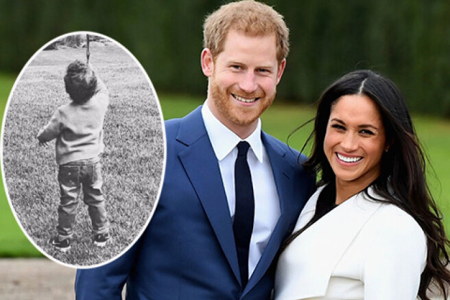 Meghan Markle and Prince Harry shared a new picture of their son Archie in honor of his birthday