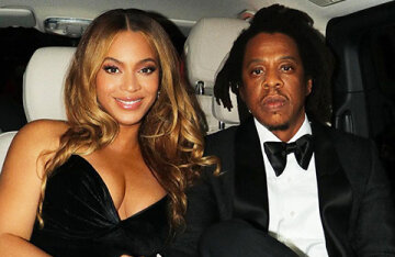 Beyonce and Jay-Z attend London Film Festival