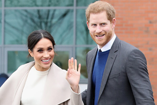 Prince Harry revealed that his first date with Meghan Markle was held in a supermarket
