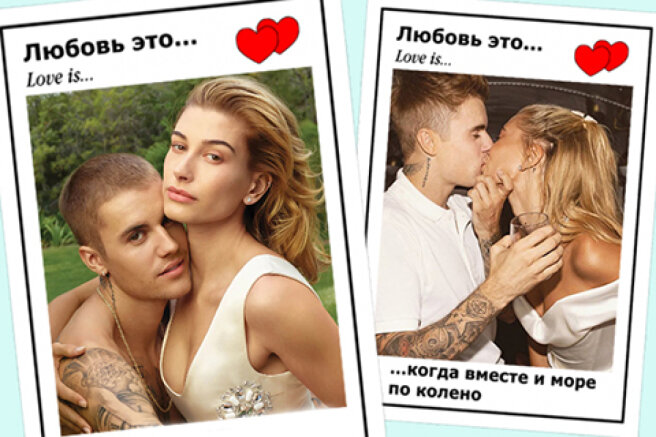 Love in pictures: The 100 brightest photos of a star couple-Justin and Hailey Bieber