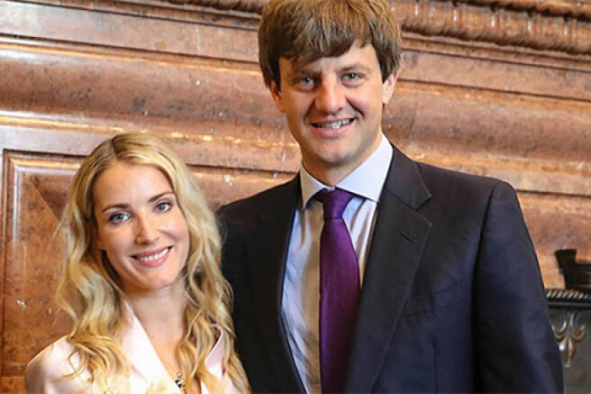 Prince Ernst August of Hanover and Ekaterina Malysheva became parents for the third time