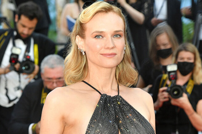 """Cannes-2021: Diane Kruger, Isabelle Huppert, Candice Swanepoel and others at the premiere of the film """"Everything went Well"""""""
