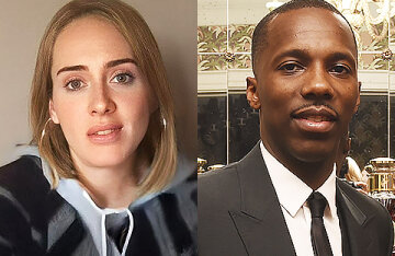 Media: Adele meets with sports agent Rich Paul