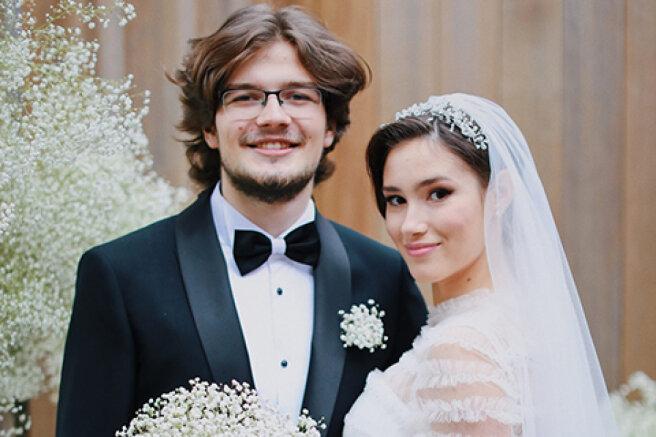Boris Nemtsov's daughter Dina divorced her husband a year after the wedding