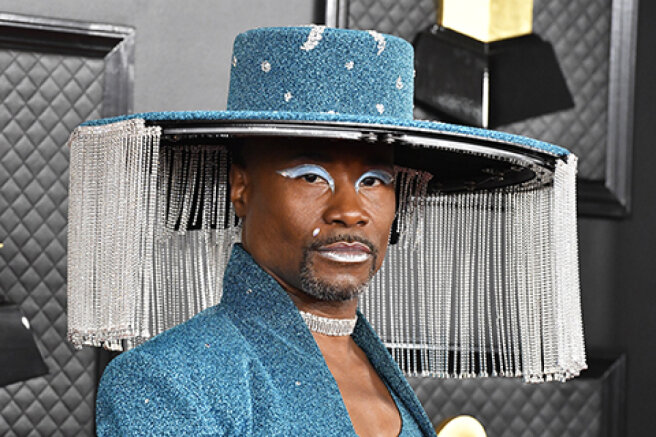 Billy Porter admitted that he has been living with an HIV diagnosis for 14 years
