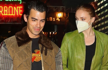 Joe Jonas and Sophie Turner spotted on a date in New York
