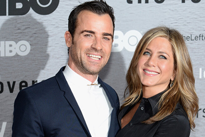 """Jennifer Aniston congratulated ex-husband Justin Theroux on his birthday: """"I love you"""""""