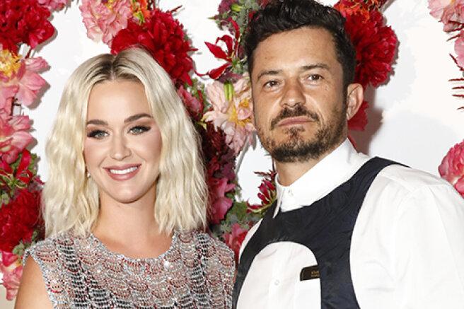 Katy Perry and Orlando Bloom, Sophie Turner and Joe Jonas, Diane Kruger, Bella Hadid at a party in Paris