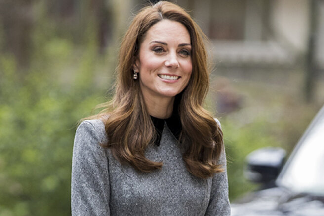 Kate Middleton has conquered the highest mountain in the Alps