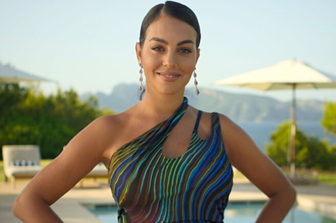 A trailer for a reality show about the life of Cristiano Ronaldo's beloved Georgina Rodriguez has appeared on the network