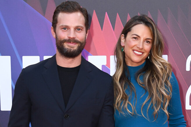 Jamie Dornan and his wife Amelia Warner went out together for the first time in a long time