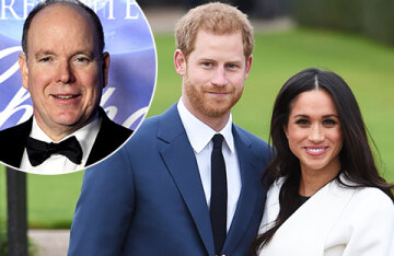 Prince Albert II of Monaco criticized the interview of Meghan Markle and Prince Harry Oprah Winfrey