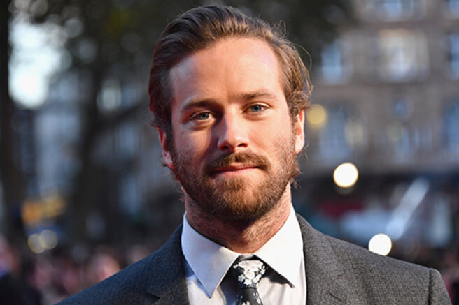 Armie Hammer has a new romance amid a sex scandal and rape allegations