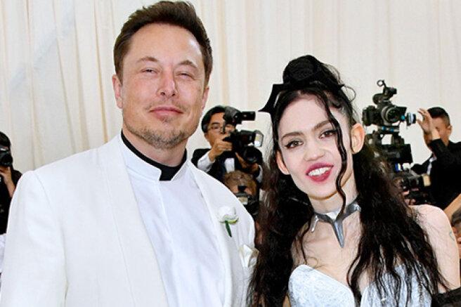 Elon Musk and Grimes broke up
