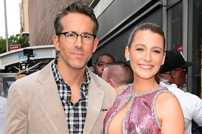 Not just sex and baking: Ryan Reynolds spoke about his marriage to Blake Lively