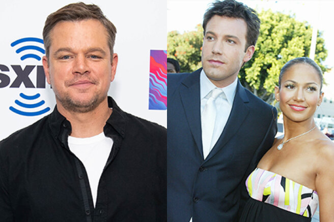 Ben Affleck's best friend Matt Damon commented on the rumors about the renewed romance of Ben and Jennifer Lopez