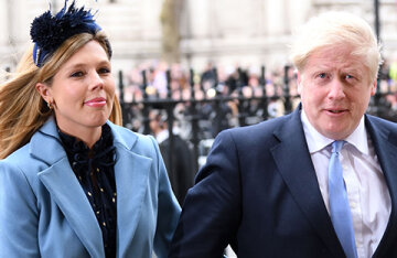 British Prime Minister Boris Johnson secretly married