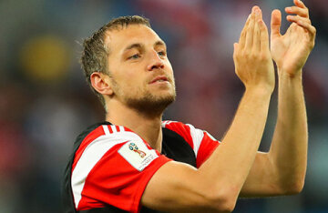 Artem Dzyuba returned to the Russian national football team as captain after the scandal with the leaked sex video