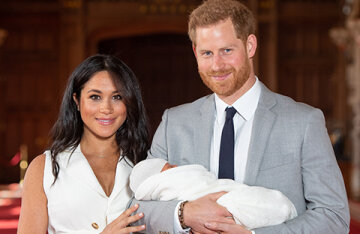 Kate Middleton, Prince William and Queen Elizabeth II wish Meghan Markle and Prince Harry a happy birthday