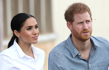 Insider: Prince Harry wants the royal family to apologize to Meghan Markle