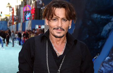 Johnny Depp spoke about the boycott by Hollywood after the accusations of Amber Heard