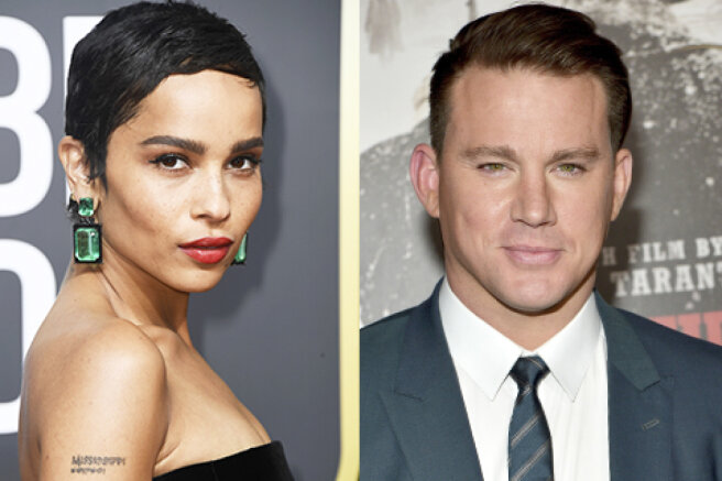 Zoe Kravitz is officially divorced and is spending more and more time with Channing Tatum