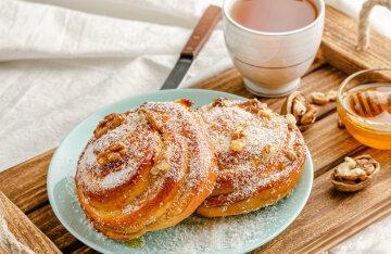 Coconut buns recipe: how to make dessert