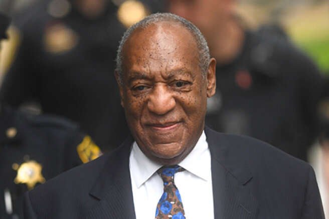 The court released the comedian Bill Cosby accused of rape: 60 women opposed him