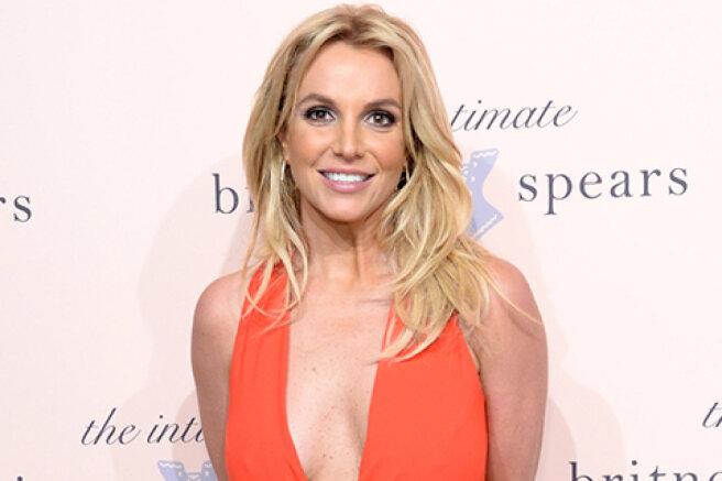 Britney Spears is back on Instagram after a short break