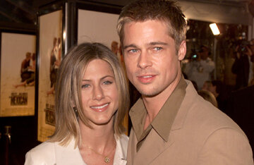 """Jennifer Aniston spoke about her relationship with Brad Pitt: """"We are friends"""""""