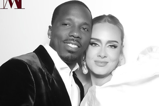 Adele confirmed an affair with sports agent Rich Paul
