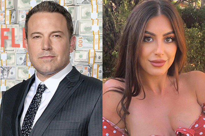 Ben Affleck wanted to meet a girl on a dating app, but she turned him down
