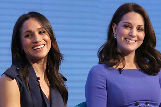 """An insider spoke about the relationship between Meghan Markle and Kate Middleton: """"Now they are closer than ever"""""""