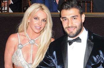 Britney Spears started planning a wedding with Sam Asgari and thanked fans for their support