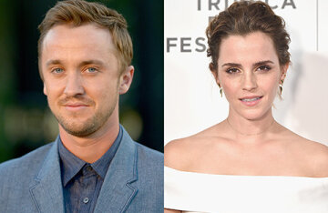 """Tom Felton talks about his feelings for Emma Watson: """"There's something between us"""""""