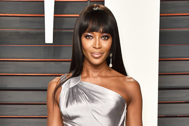 Friends of Naomi Campbell told about the secret boyfriend of the model, who will help her raise a newborn daughter