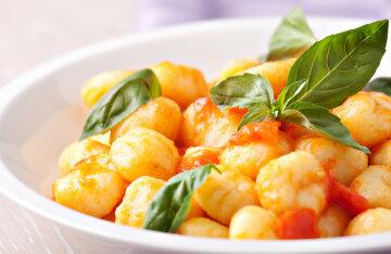 Potato gnocchi: an original recipe for an Italian dish