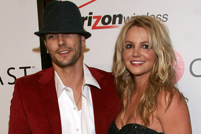 """Britney Spears 'ex-husband Kevin Federline reacted to her engagement to Sam Asgari: """"I'm very happy for her"""""""